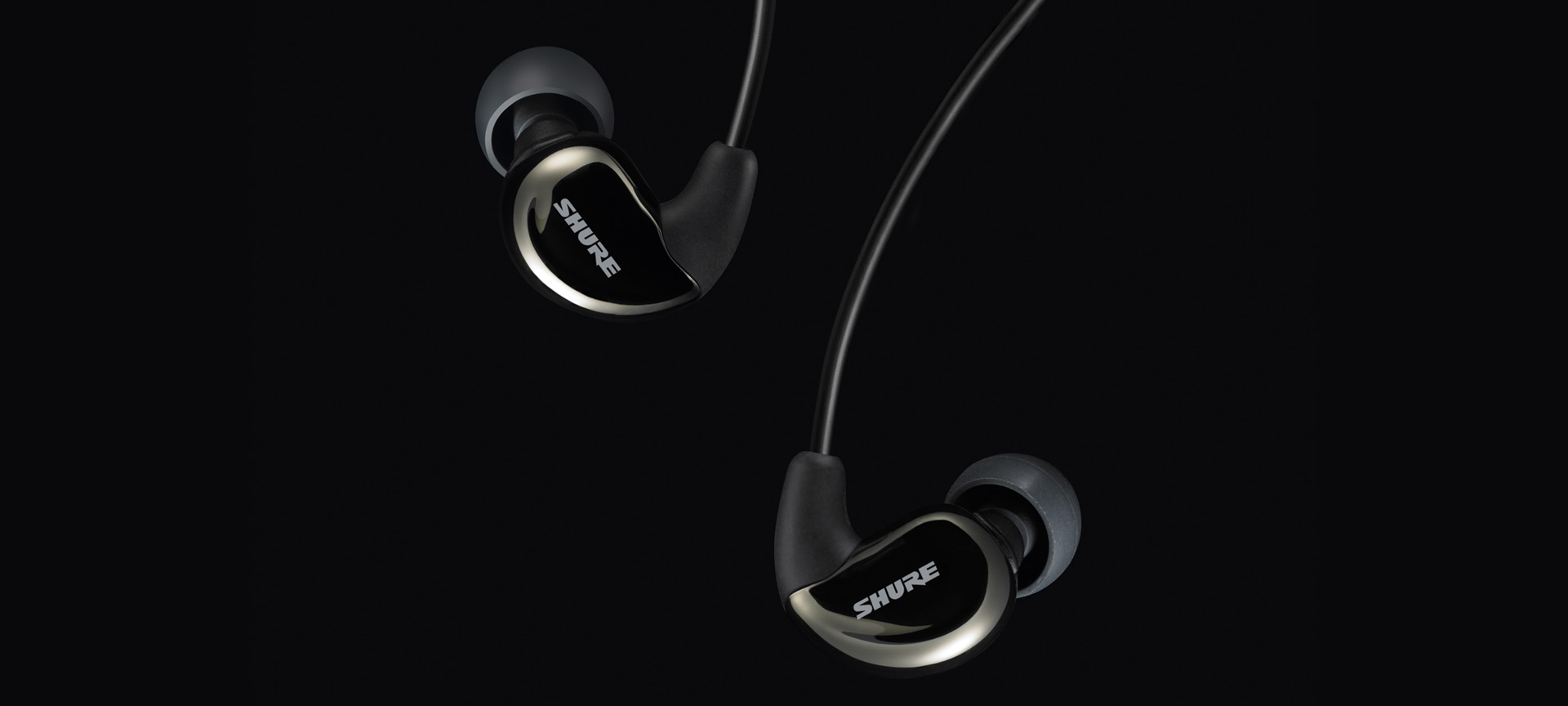 shure, auriculares, audifonos, musica